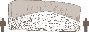 tampas de módulo (