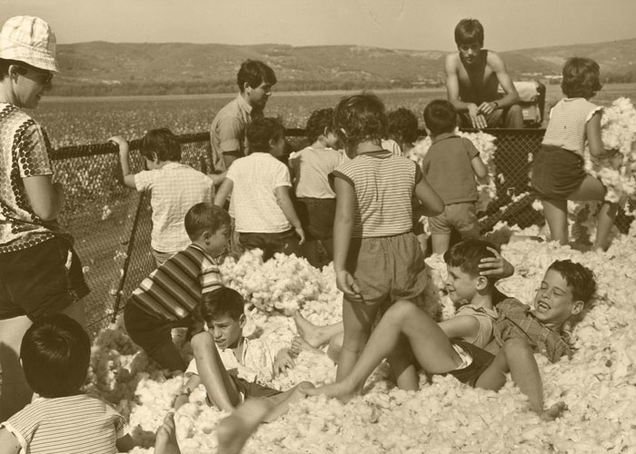 Children In Cotton 70's